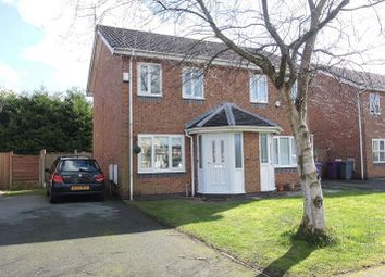Thumbnail 2 bed semi-detached house for sale in Lindisfarne Drive, Croxteth Park, Liverpool