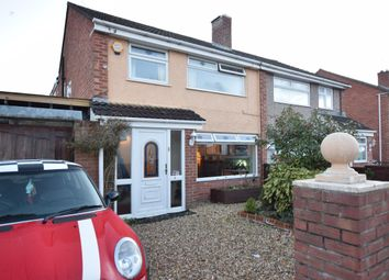 Thumbnail 5 bed semi-detached house for sale in Hollway Road, Bristol