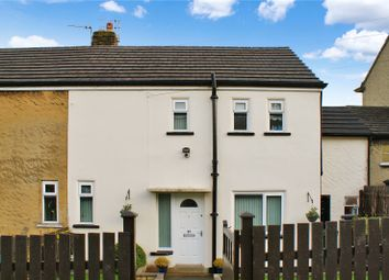 Thumbnail 2 bed semi-detached house for sale in Greystones Drive, Keighley, West Yorkshire