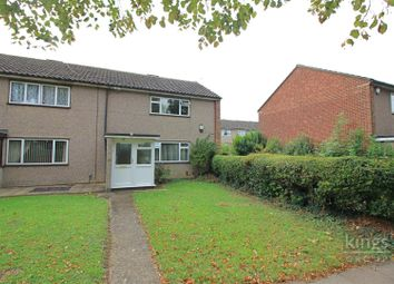 Joyners Field, Harlow CM18. 3 bed end terrace house