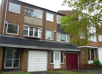 Thumbnail 3 bedroom town house to rent in Teal Drive, Erdington, Birmingham