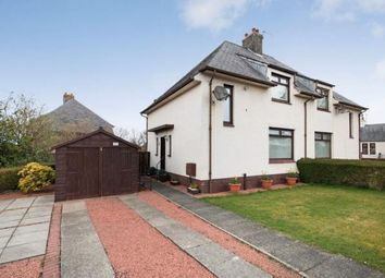 Thumbnail 3 bed semi-detached house for sale in Belmont Drive, Ayr, South Ayrshire, Scotland