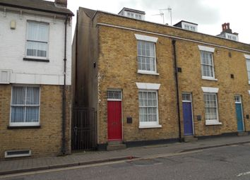Thumbnail 5 bedroom end terrace house for sale in Victoria Street, Rochester