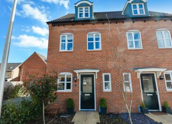 Thumbnail 3 bed semi-detached house for sale in 22 Ryknield Road, Hucknall, Nottingham