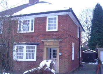 Thumbnail 4 bedroom detached house to rent in Valentia Road, Headington