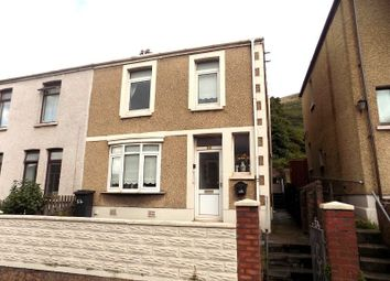 Thumbnail 3 bedroom semi-detached house for sale in Caradog Street, Port Talbot, Neath Port Talbot.