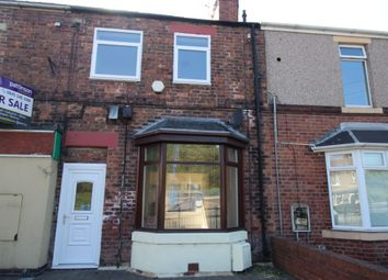 Thumbnail 3 bed terraced house to rent in Eldon Terrace, Ferryhill