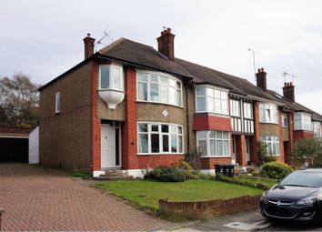 Thumbnail 3 bed end terrace house for sale in Windmill Gardens, Enfield