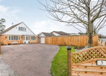 Thumbnail 4 bed detached house for sale in Waste Lane, Balsall Common, Coventry