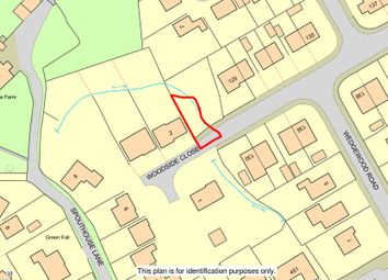 Thumbnail Land for sale in Woodside Close, Accrington