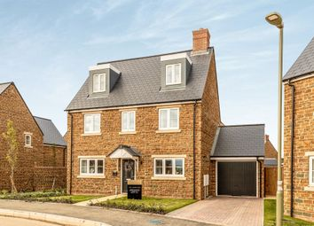Thumbnail 4 bed detached house for sale in Oxford Road, Bodicote, Banbury
