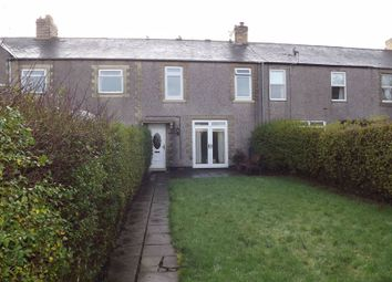 Thumbnail 3 bed terraced house for sale in Ingleby Terrace, Lynemouth, Morpeth
