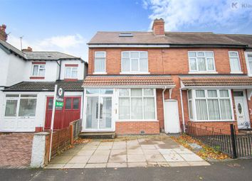 3 bed end terrace house to rent in Russell Road, Hall Green, Birmingham B28