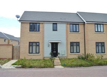 Thumbnail 3 bed semi-detached house for sale in Point Drive, Brandon Road, Swaffham