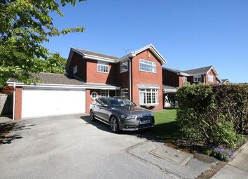 Thumbnail 4 bed detached house for sale in Vicarage Road, Formby, Liverpool