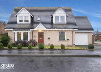 Thumbnail 4 bed detached house for sale in Adamson Drive, Laurencekirk, Aberdeenshire