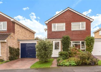 Thumbnail 4 bed link-detached house for sale in Benning Way, Wokingham, Berkshire