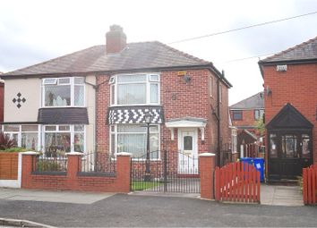 Thumbnail 3 bed semi-detached house for sale in Sunnyside Road, Manchester