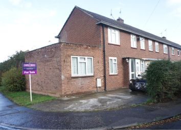 Thumbnail 2 bed end terrace house for sale in Grampian Grove, Chelmsford