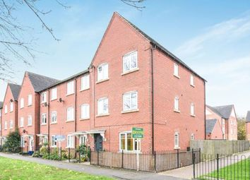 Thumbnail 5 bedroom end terrace house for sale in Hedgerow Close, Greenlands, Redditch, Worcestershire