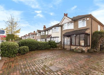 Thumbnail 3 bed end terrace house for sale in Eastcote Lane, Harrow, Middlesex