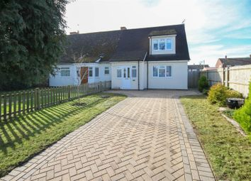 Thumbnail 2 bed end terrace house for sale in Stocks Lane, Kelvedon Hatch, Brentwood