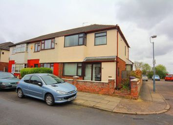 Thumbnail 3 bed terraced house for sale in Missouri Road, Old Swan, Liverpool