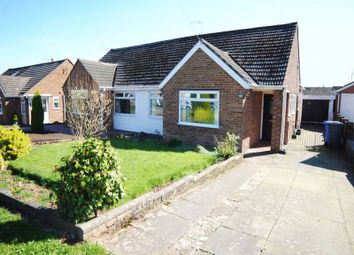 Thumbnail 3 bedroom semi-detached bungalow for sale in Trentley Road, Trentham, Stoke-On-Trent