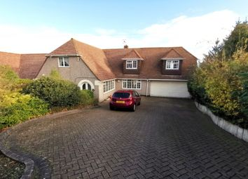 Thumbnail 5 bed detached house for sale in Willingdon Road, Eastbourne, East Sussex