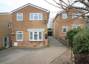 Thumbnail 3 bed detached house for sale in The Chase, Brackla, Bridgend.