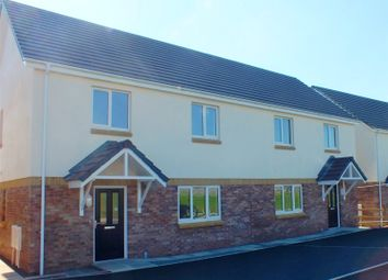 Thumbnail 3 bed semi-detached house for sale in Plot 2 Beaconing Fields, Neyland Road, Steynton, Milford Haven