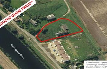Thumbnail Commercial property for sale in Land At Church Road, Church Road, Ten Mile Bank, Norfolk