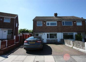 Thumbnail 3 bed semi-detached house for sale in Harden Drive, Harwood, Bolton