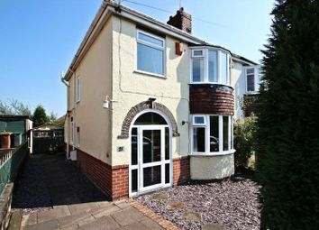 Thumbnail 3 bed semi-detached house for sale in St. Georges Avenue, Burslem, Stoke-On-Trent