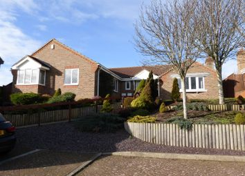 Thumbnail 4 bedroom detached bungalow for sale in Flint Close, Seaford