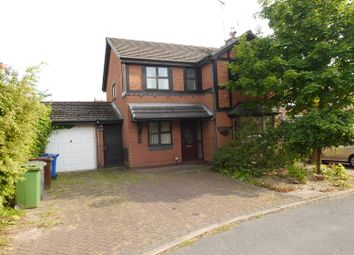 Thumbnail 4 bed detached house to rent in St Michaels Court, Swinley, Wigan