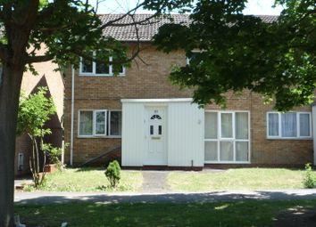 Thumbnail 2 bedroom maisonette to rent in Redbridge, Milton Keynes