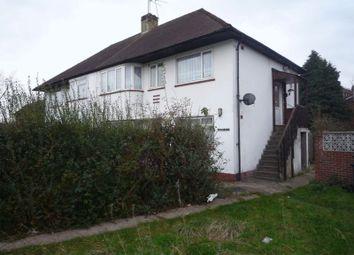Thumbnail 3 bed maisonette to rent in Eldon Avenue, Borehamwood