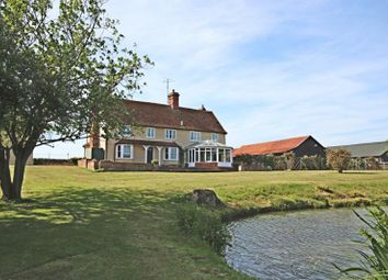 Thumbnail 6 bed detached house to rent in The Broadway, Gt Dunmow, Essex