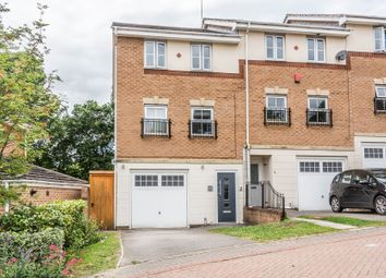 Thumbnail 4 bed town house for sale in King Ecgbert Road, Totley Rise, Sheffield