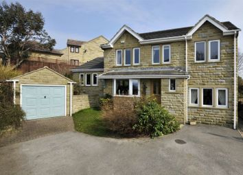 Thumbnail 4 bed detached house to rent in Hawthorne Way, Shelley, Huddersfield, West Yorkshire