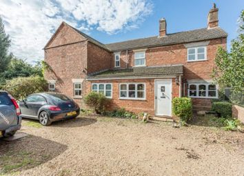 Thumbnail 4 bedroom equestrian property for sale in Kyme Road, Sleaford, Lincolnshire