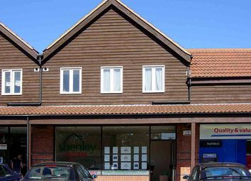 Thumbnail 2 bed flat to rent in Andrew Close, Shenley, Radlett