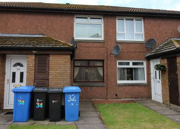 Thumbnail 1 bed flat for sale in Young Crescent, Bathgate