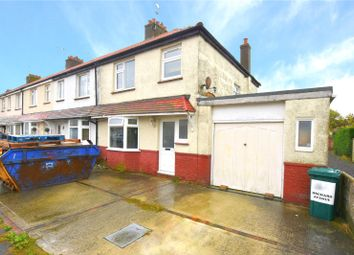 Thumbnail 4 bed semi-detached house for sale in Orchard Avenue, Lancing, West Sussex
