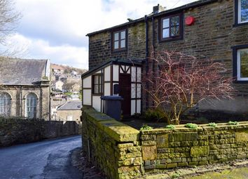 Thumbnail 1 bed cottage for sale in Cosy Cottage, Parkwood Road, Longwood, Huddersfield