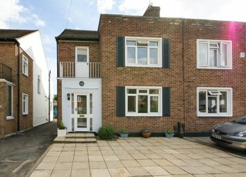 Thumbnail 4 bed semi-detached house for sale in Greystoke Avenue, Pinner
