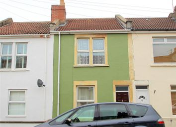 Thumbnail 2 bed terraced house for sale in Nottingham Street, Victoria Park, Bristol
