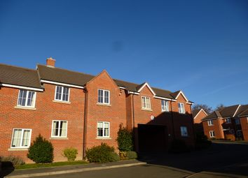 Thumbnail 2 bedroom flat for sale in Manders Croft, Southam