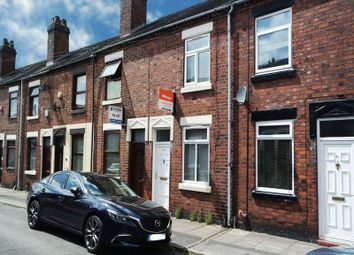 Thumbnail 2 bed terraced house for sale in Edward Street, Fenton, Stoke-On-Trent